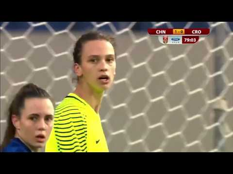 FRIENDLY | China 2-0 Croatia - Women's Football