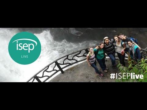 Spanish Around the World with ISEP