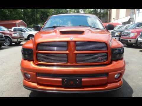 2005 Dodge Ram 1500 R T Daytona Hemi V8 Custom Warranty For Sale In