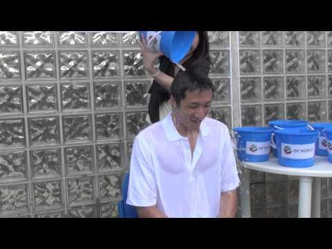 DP WORLD Asia Pacific Ice Bucket Challenge