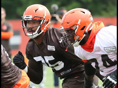 How Cleveland Browns camp changed: A year ago, it was Tyrod Taylor, Carlos Hyde and Shon Coleman — Terry Pluto