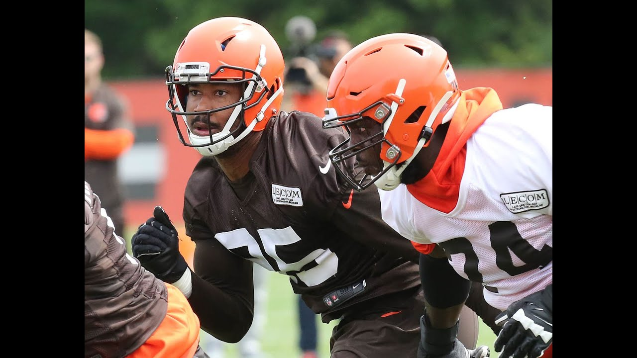 Terry Pluto Talks Cleveland Browns Training Camp 2019