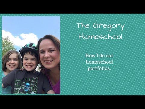 2015-2016 Homeschool Portfolio