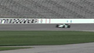 Simona De Silvestro and HVM Racing Testing at TMS