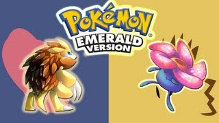 Pokemon Emerald  Link 3rd Gen RSE Pokemon WiFi Battle - A Dance of Petals & Swords| Pokemon Emerald 3rd Gen WiFi Battle AceStarThe3rd vs. Schogux (UU)