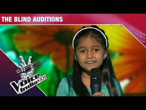 Aashi Singh Performs On Aashiyan | The Voice India Kids | Episode 1