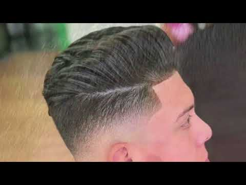 Best Barbers in the world 2017 USA / men's haircut men's  hairstyles wax