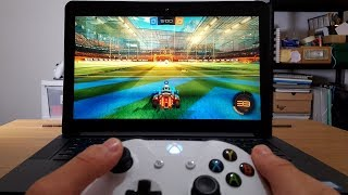 How To Connect Xbox One S Controller To PC / Laptop