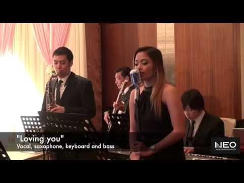 Neo Music Production - Wedding Band Live Music Hong Kong - Vocal, Saxophone, Keyboard, and Bass