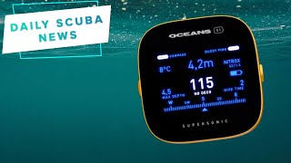 Daily Scuba News - Is the Oceans S1 the future of dive computers?