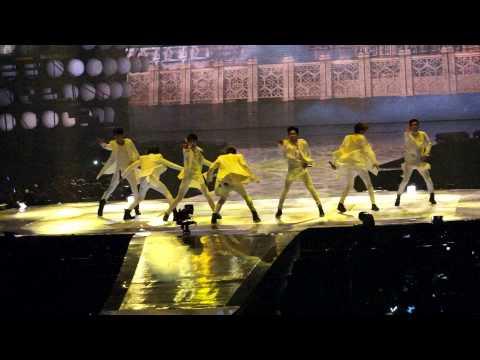 141203 2014 MAMA - Infinite 「Back」[Fancam]