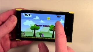Windows Phone Central Game Review: Fruit Rocks