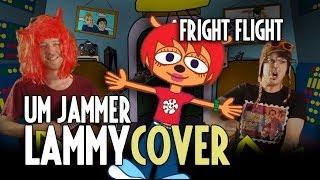 UM JAMMER LAMMY - FRIGHT FLIGHT (Stage 4) COVER