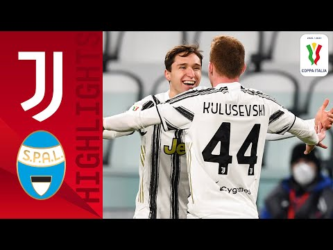 Juventus Spal Goals And Highlights