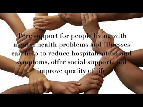 Who and How Social Support Networks Help