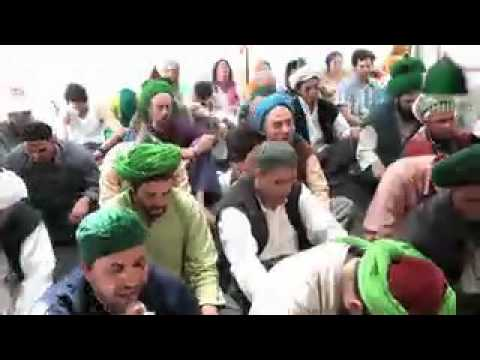 Special Dhikr after Friday prayers in Chile 04Feb2011