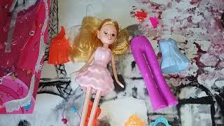 "Кукла ""Маленькая модница"" из Fix Price за 99 рублей. Обзор"