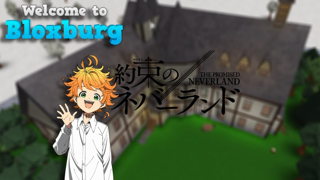 Download (ROBLOX) Grace Field House The Promised Neverland | Bloxburg Tour