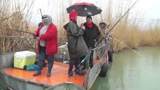 Рыбалка на Балхаше с телеканалом Туран ТВ, Клуб Balychok.kz