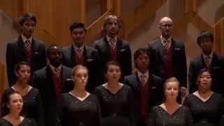 """USC Thornton Chamber Singers: """"She Walks in Beauty"""" by Paul Mealor"""