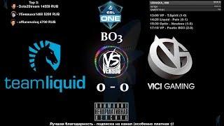 [RU] Virtus.pro vs. Team Spirit - ESL One Birmingham 2018 BO1