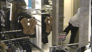 Mary Hayashi's Shoplifting Trip to Neiman Marcus: The Surveillance Video