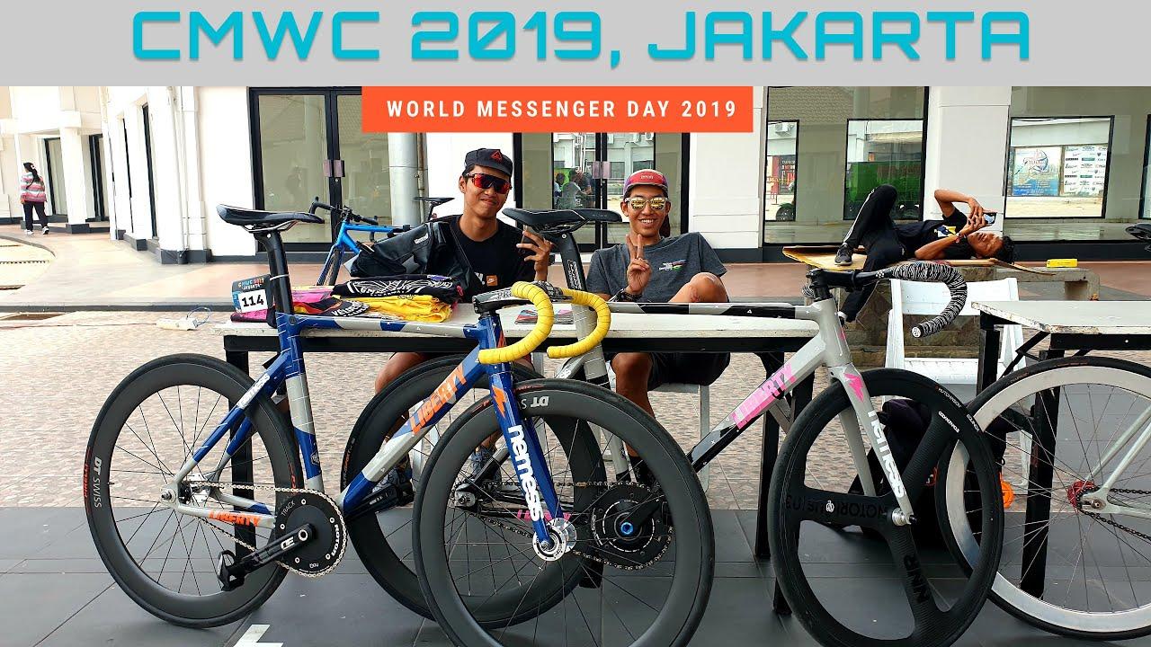 CMWC Jakarta - World Messenger Day 2019