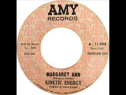 Kinetic Energy – Margaret Ann ( 1968, Psych Pop, USA )