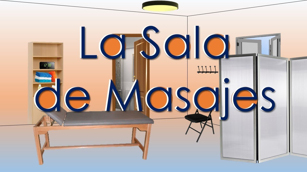 Ideas Para Decorar Sala De Masajes La Sala De Masajes The Massage Room