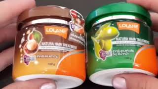 Тайская маска для волос Lolane Natura Hair Treatment