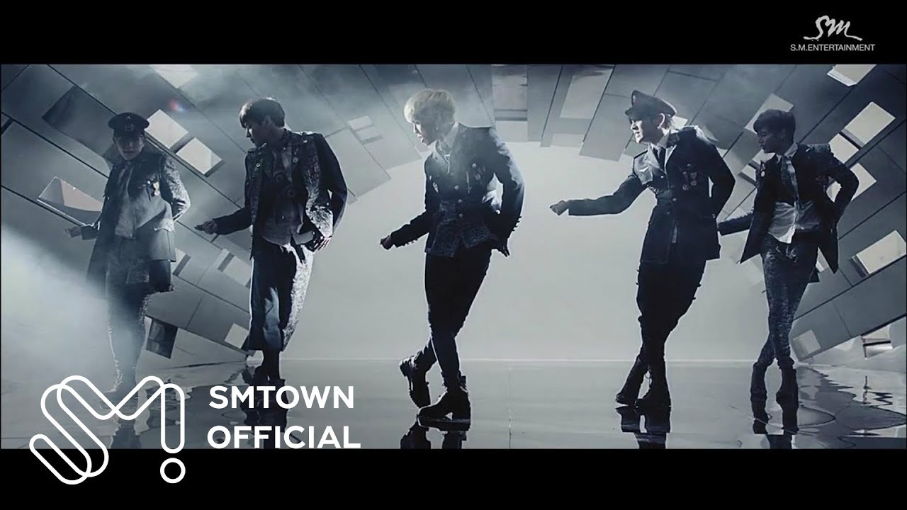 SHINee 샤이니 'Everybody' MV