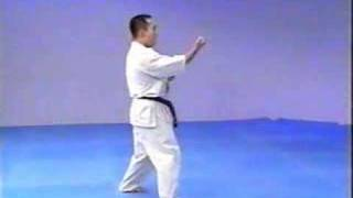 Sanchin Kata