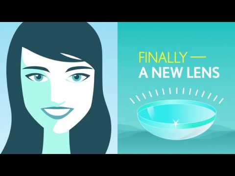 bausch lomb ultra monthly contact lenses youtube
