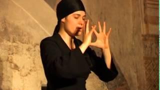 Natascha Nikeprelevic ENCORE Overtone Aria: Towards the Light