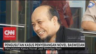Polri Tegaskan Prioritaskan Kasus Novel Baswedan