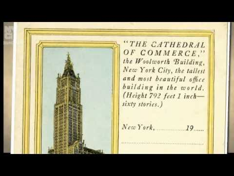 """Who Coined the Phrase """"Cathedral of Commerce"""" to Describe the Woolworth Building?"""