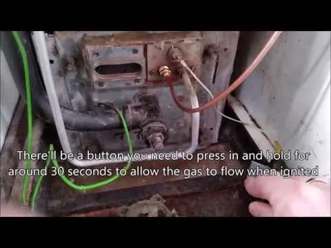 Replacing A Thermocouple On A Boiler With No Pilot Light