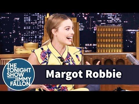 Margot Robbie Was a Huge Metal