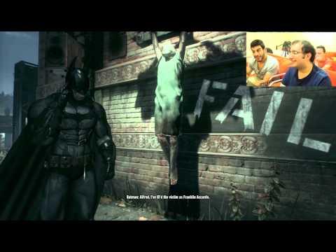 İlk İzlenim: Batman ARKHAM KNIGHT