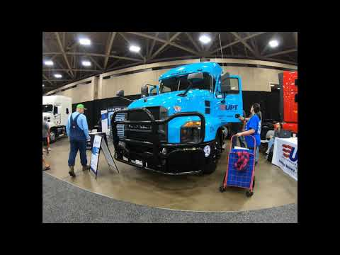The Great American Trucking Show 2019 Dallas, TX