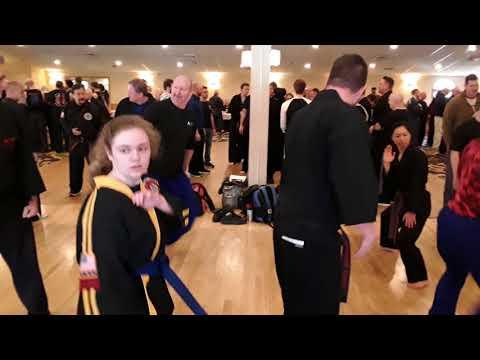 Martial arts symposium new hampshire 2018 SUPERFOOT part 3.