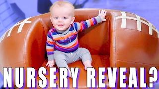 FINALIZING BABY BROOKS' NURSERY!