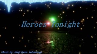 Janji -- Heroes Tonight (feat. Johnning) |Free Download | GlurexHD