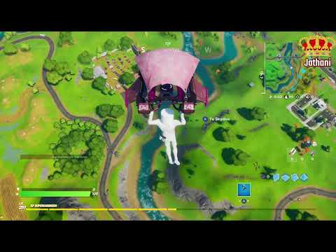 HOW TO FIND A LLAMA FROM THE BATTLE BUS FORTNITE CHAPTER TWO BEST LOCATIONS