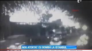 Nou atentat cu bombă la Istanbul