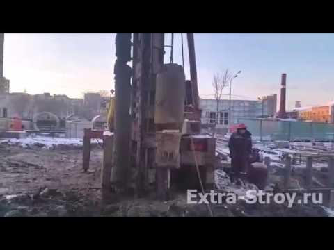 БУРИЛЬНО-СВАЕБОЙНАЯ МАШИНА IPD-20T