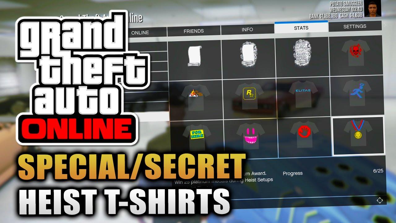 GTA Online - How To Unlock SPECIAL/SECRET Heist DLC T ...
