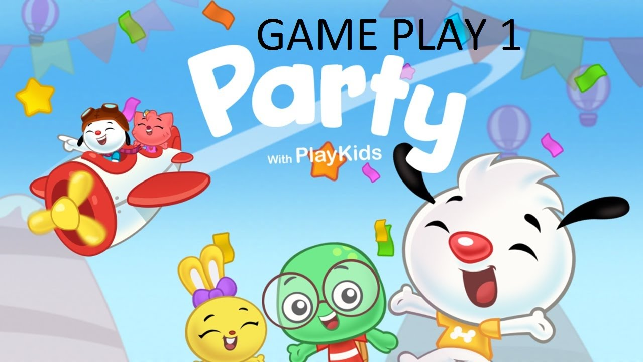 Play Kids Party Android Games Kids Juegos Android Ninos Gameplay