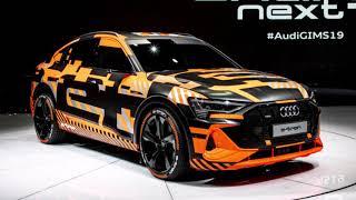 2020 Audi e - tron Sportback