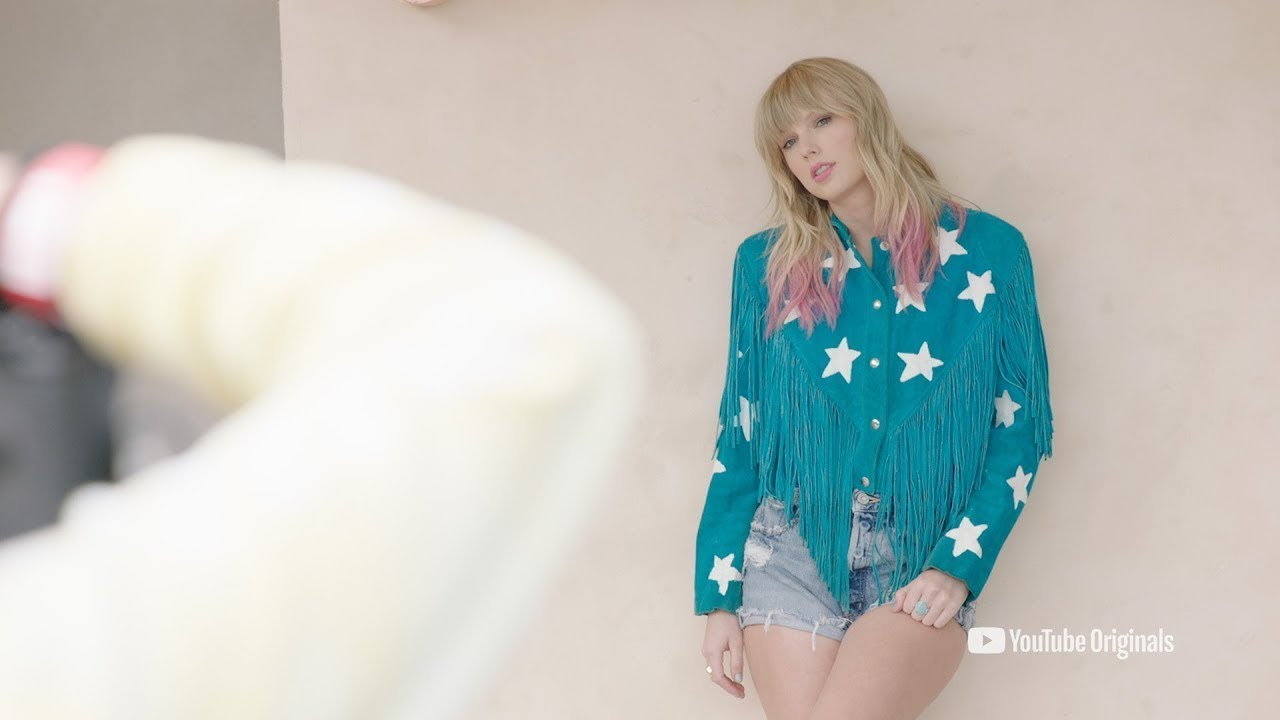Lover Album Photoshoot: Behind The Scenes